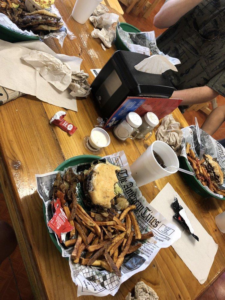 Zane's Hamburgers: 12724 Fm 1409, Old River, TX