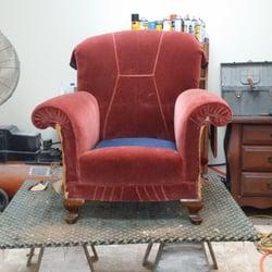 Contreras Custom Upholstery - CLOSED - Antiques - 3717 El Cajon Blvd ...