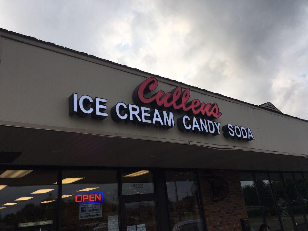 Cullens Ice Cream: 10905 Douglas Dr N, Champlin, MN