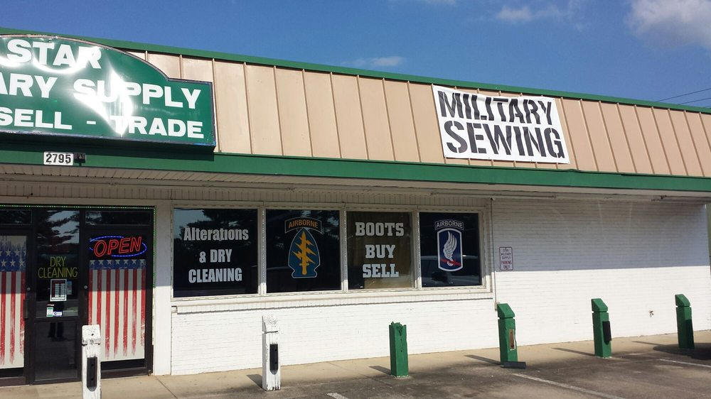 Star Military Supply: 2795 Ft Campbell Blvd, Clarksville, TN