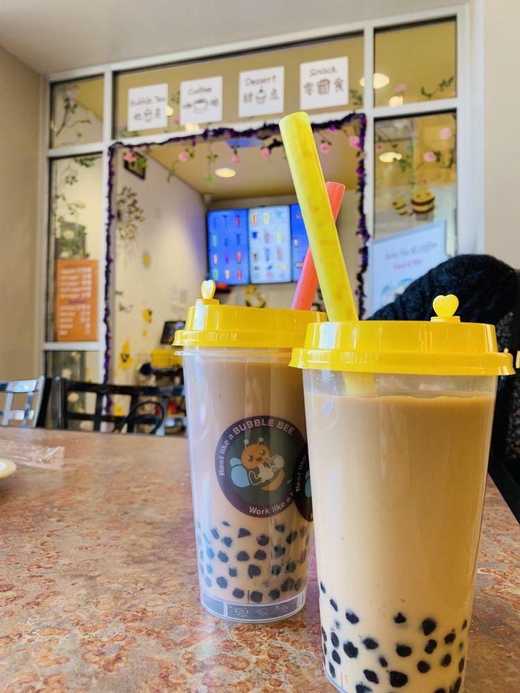 Bubble Bee Milk Tea: 80 Premium Outlets Blvd, Merrimack, NH