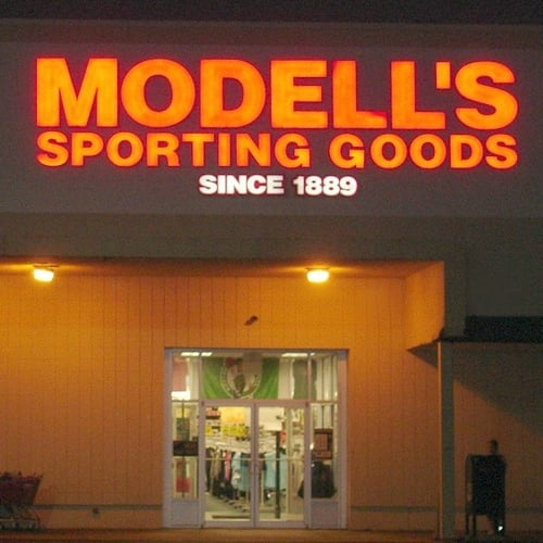 Modell's Sporting Goods: 1111 S Willow St, Manchester, NH