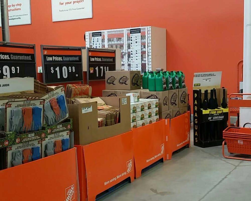 The Home Depot Eisenwaren 1201 Castlemore Avenue