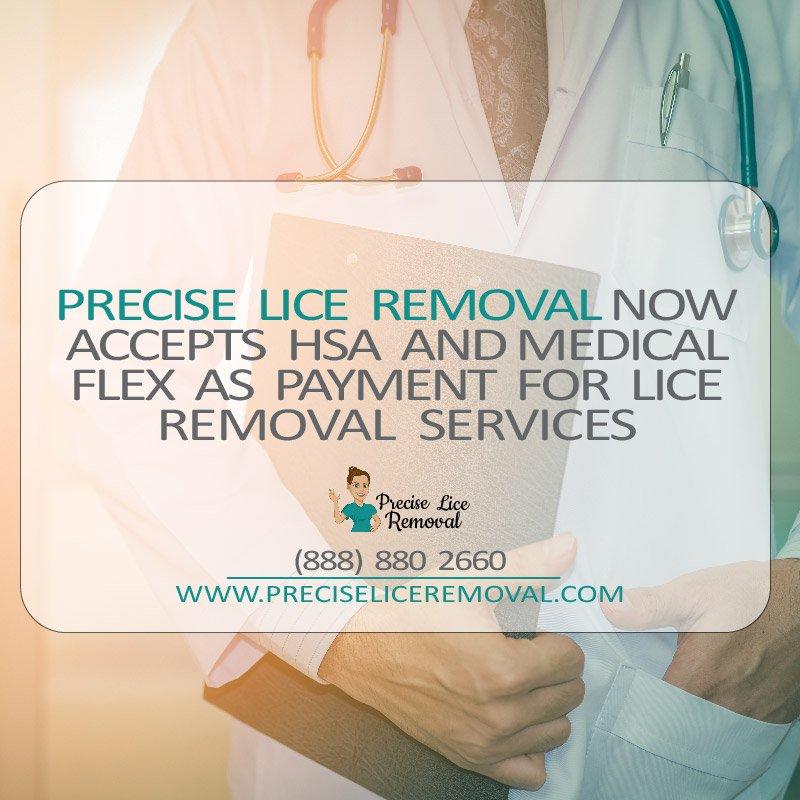 Precise Lice Removal