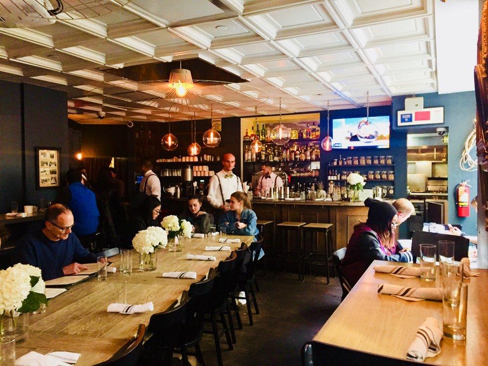 photo of blue dog kitchen bar new york ny united states restaurant - Blue Dog Kitchen Bar
