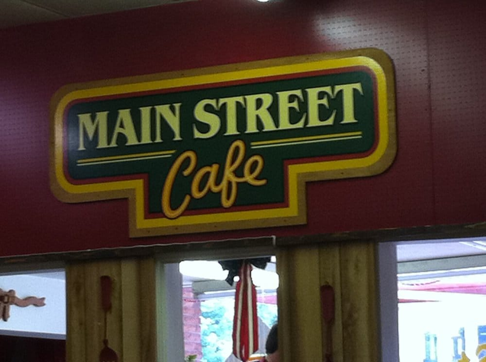 Main Street Cafe: 109 S Main St, Owensville, IN