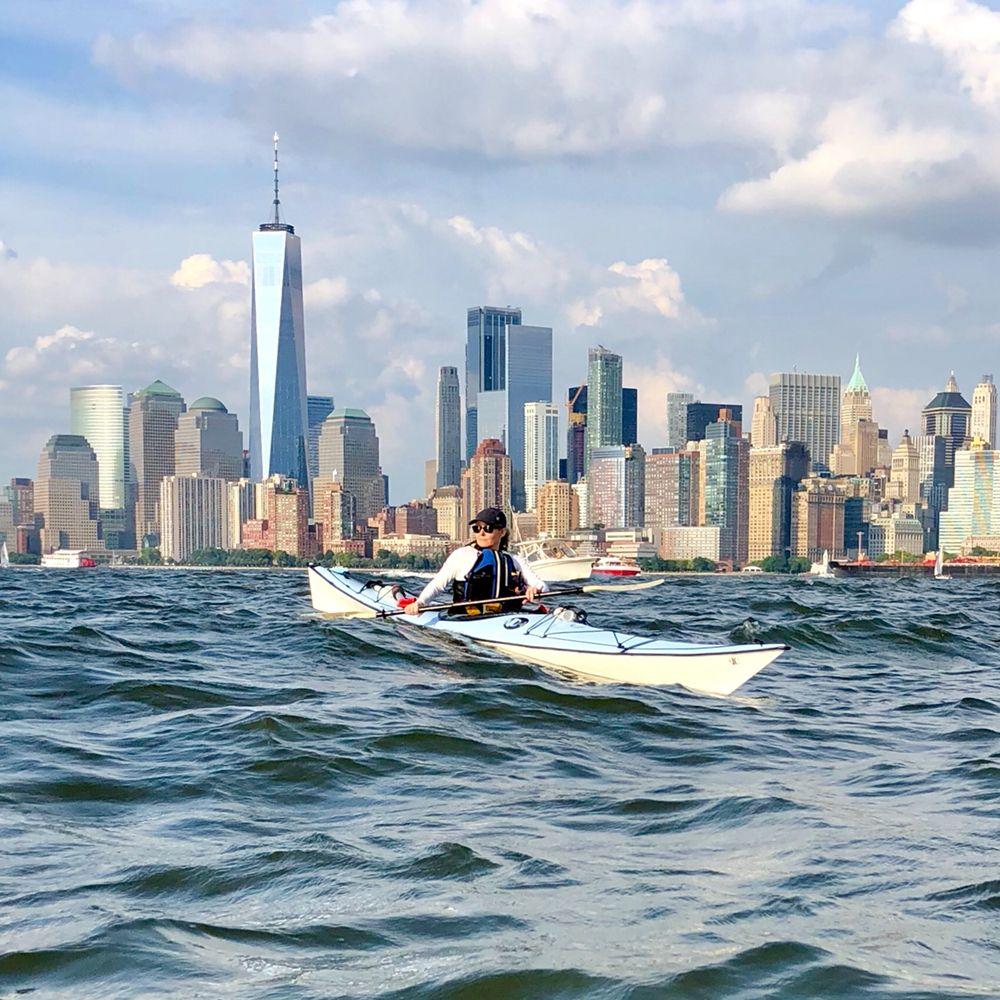 Manhattan Kayak + SUP: 555 12th Ave, New York, NY