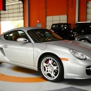 Out for Photo of Global Motorcars of Houston - Stafford, TX, United States.