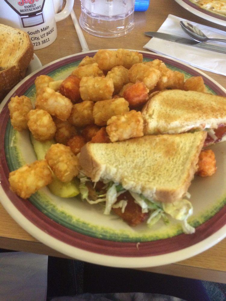 J & D's Family Restaurant: 720 S Main St, Brigham City, UT