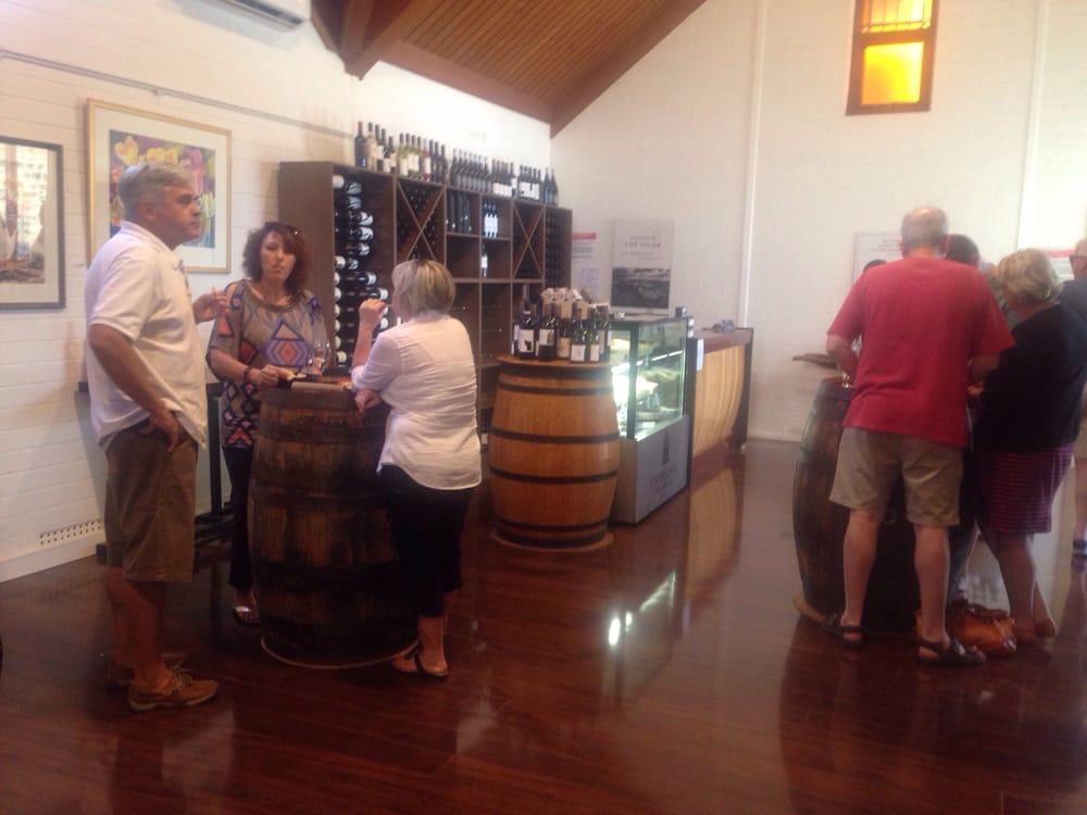Chapel Hill Winery ワイナリー 1 Chapel Hill Rd Mclaren