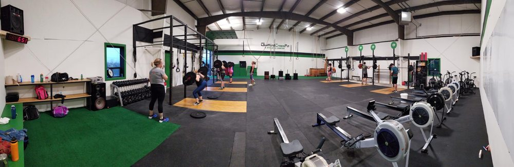 Guilford CrossFit and Athletic Center: 391 Soundview Rd, Guilford, CT