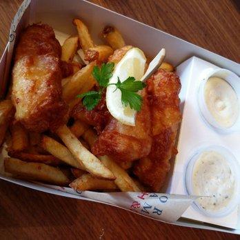 Gordon ramsay fish chips 1206 photos 614 reviews for Gordon ramsay las vegas fish and chips