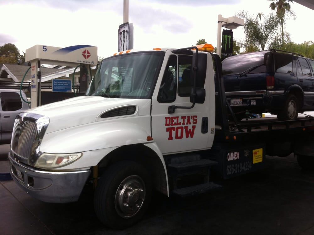 Hook up towing altadena ca