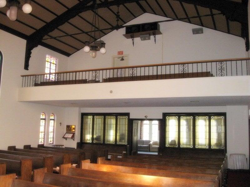 First Congregational Church Of Martinez