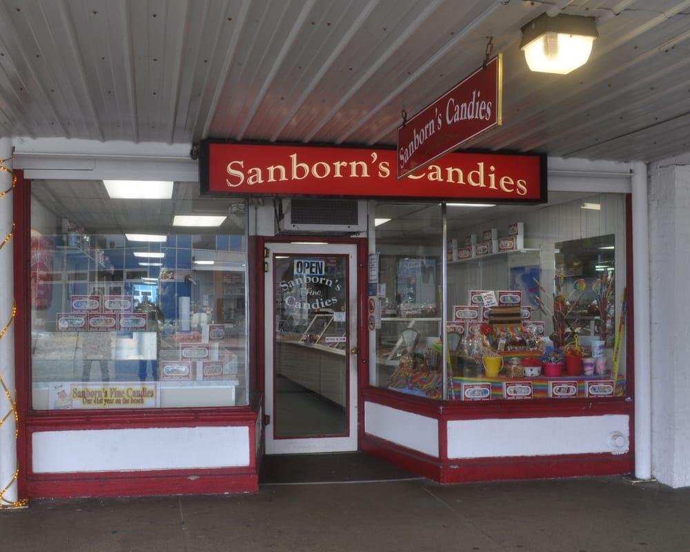 Sanborns fine candies chocolatiers shops 153 ocean for Chocolates azulejos sanborns precio