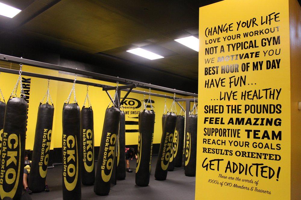 CKO Kickboxing Newark
