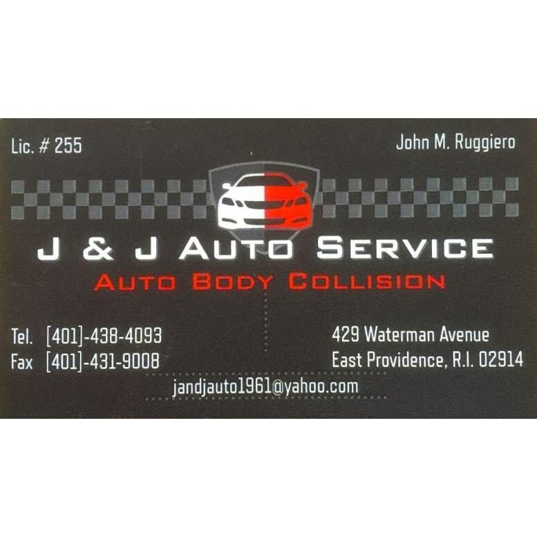 J & J Auto Service: 429 Waterman Ave, East Providence, RI