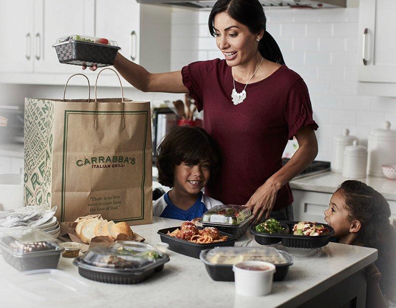 Carrabba's Italian Grill: 1 Saarinen Cir, Dulles, VA