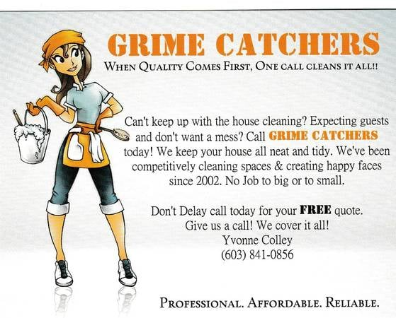 Grime Catchers: Wakefield, NH