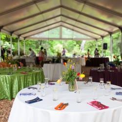Photo Of Awbury Arboretum Philadelphia Pa United States Lovely Tent Setup In