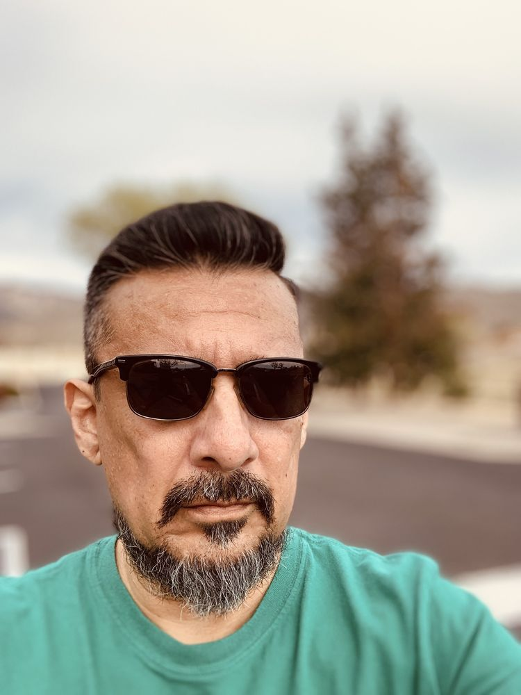 The Barber's Shop: 2019 Menaul Blvd NE, Albuquerque, NM