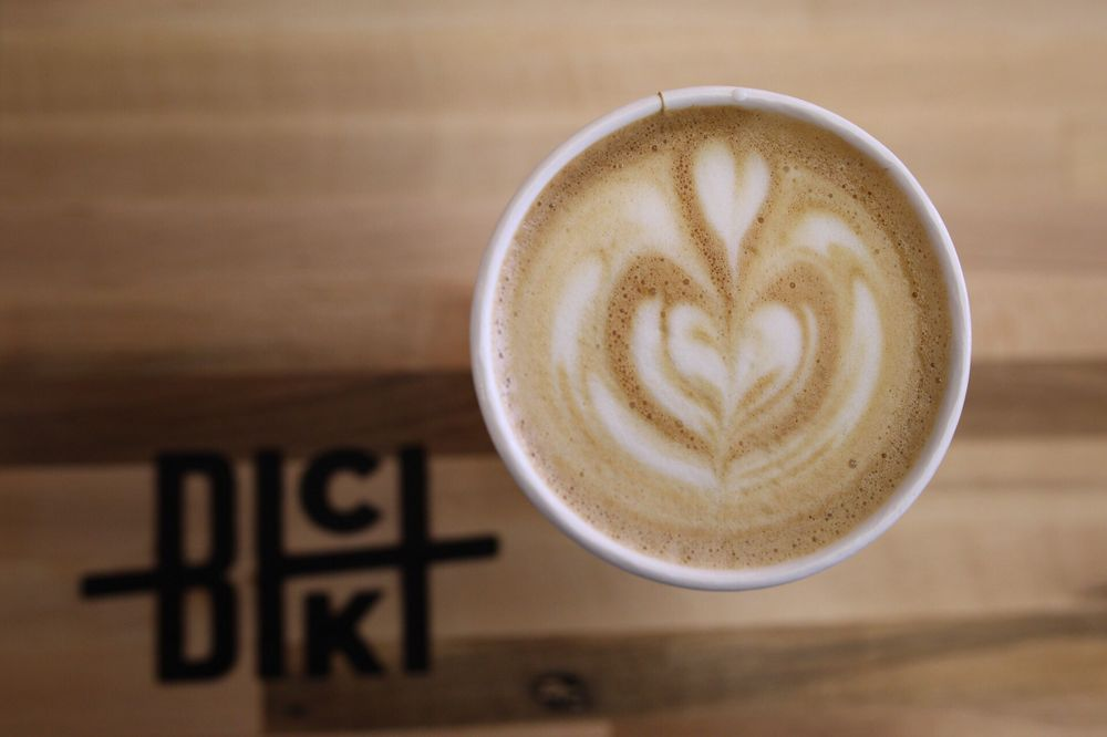 Blockhouse Coffee & Kitchen: 611 Jackson St, Richmond, TX