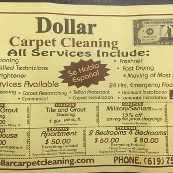 Dollar Carpet Cleaning 24 Photos Amp 79 Reviews Carpet