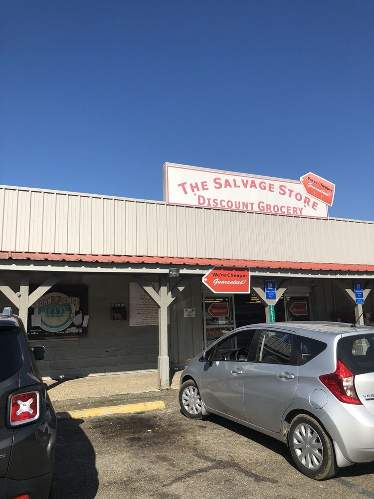 The Salvage Store Discount Grocery: 82540 Hwy 25, Folsom, LA