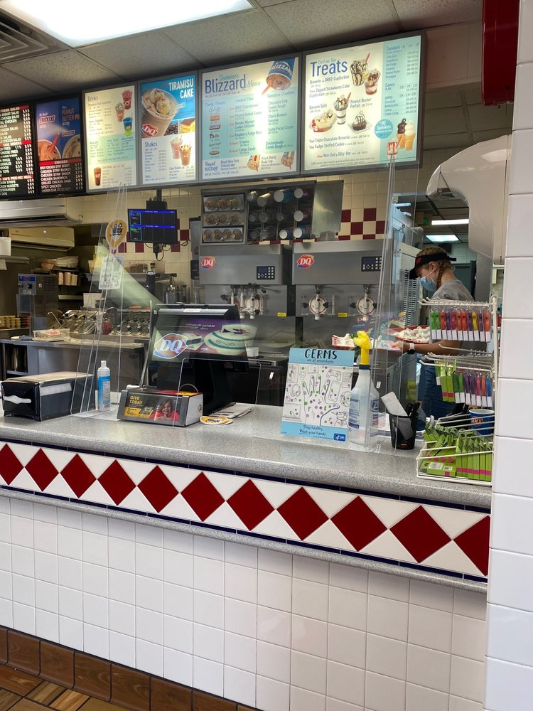 Dairy Queen: 839 S Main St, Madisonville, KY