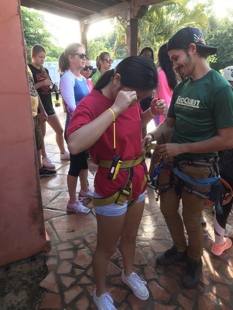 Campo Rico Ziplining Adventures: Av Roberto Sanchez Vilella S/N, Carolina, PR