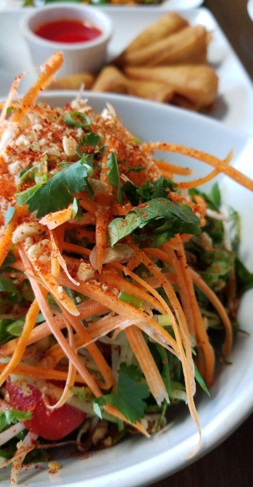 A Thai Cafe: 7089 S Westnedge Ave, Portage, MI