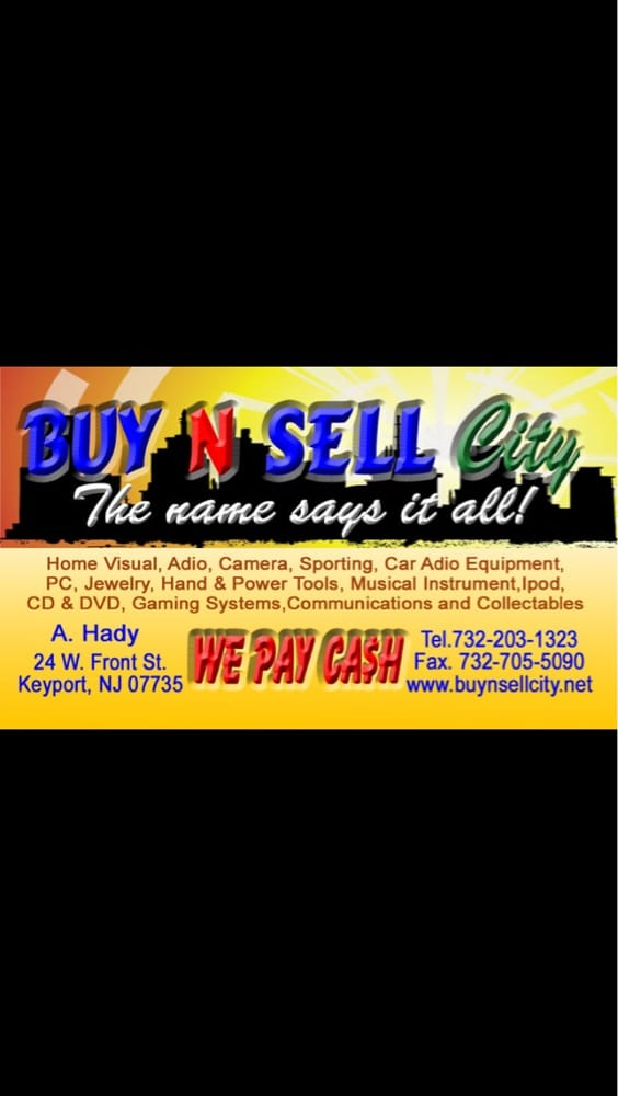 Buy N Sell City: 24 W Front St, Keyport, NJ