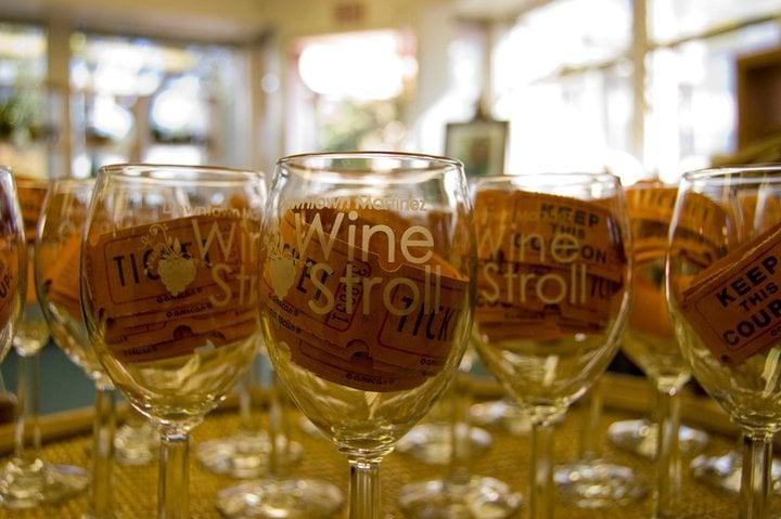 Downtown Martinez Wine Stroll: Martinez, CA