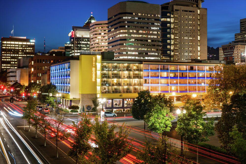 Hotel Rose - Portland