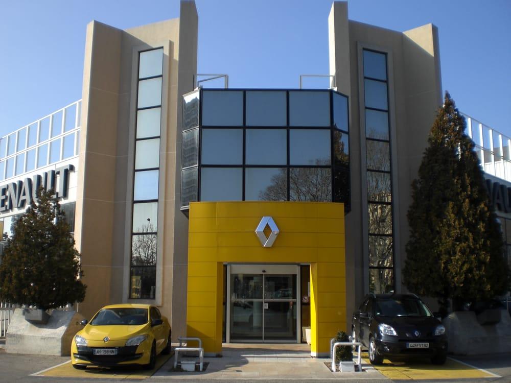 Meilleurs offres d 39 ventes automobiles for Garage renault aix les milles