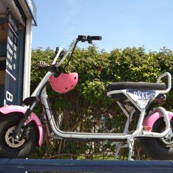 Byke Electric Scooters Bike Als 2 98 Pacific Ter Santa Monica Ca Phone Number Yelp