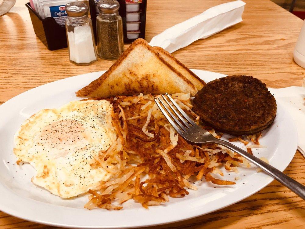 CJs Cafe: 310 E Latimer St, Detroit, TX