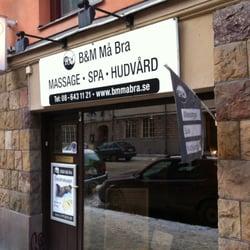 bra massage stockholm