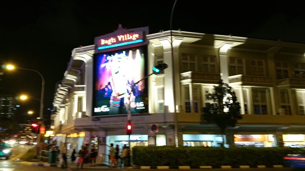 Bugis Village