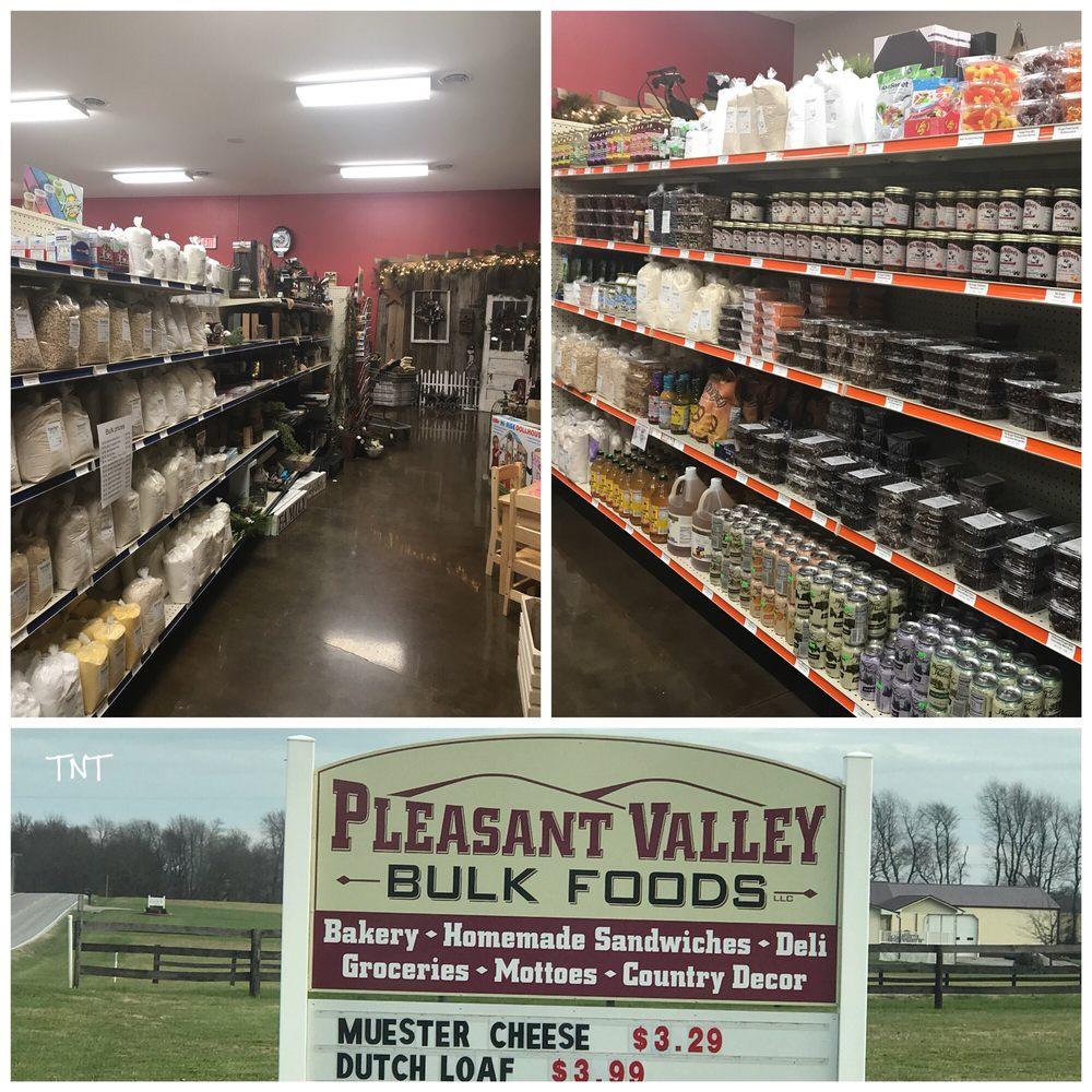 Pleasant Valley Bulk Foods: 5630 Pleasant Valley Rd, Princeton, KY