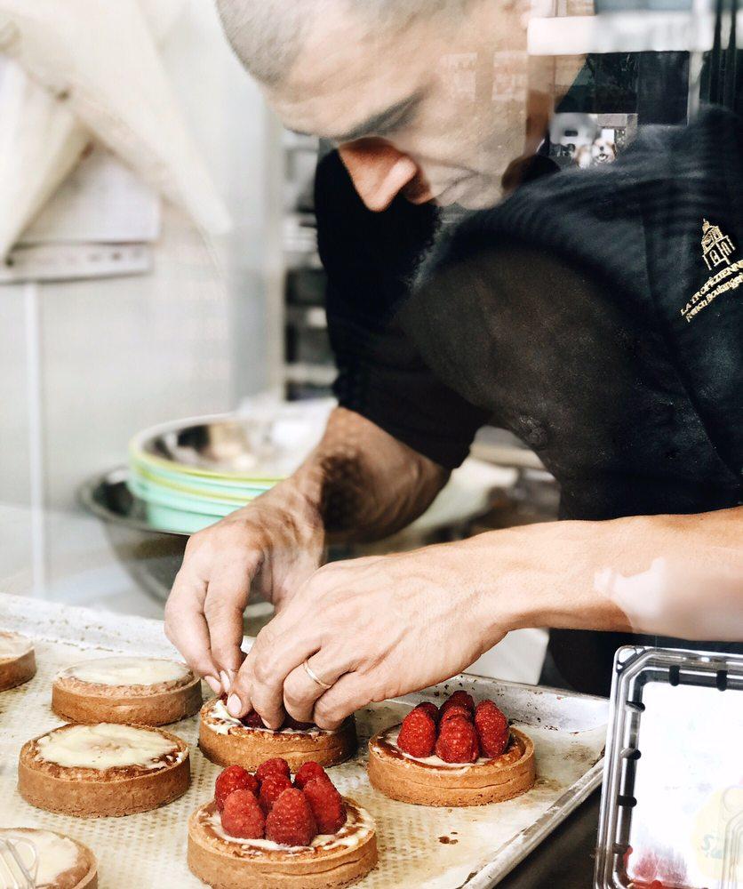 Good Bakery In Los Angeles: La Tropézienne Bakery Los Angeles