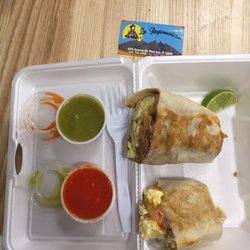 Photo Of La Regiomontana Market Plant City Fl United States Breakfast Burrito