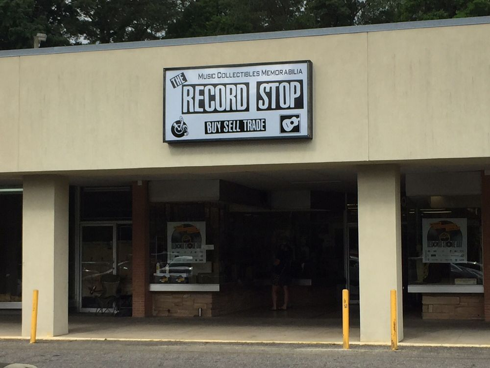 The Record Stop: 415 Coliseum Blvd, Montgomery, AL