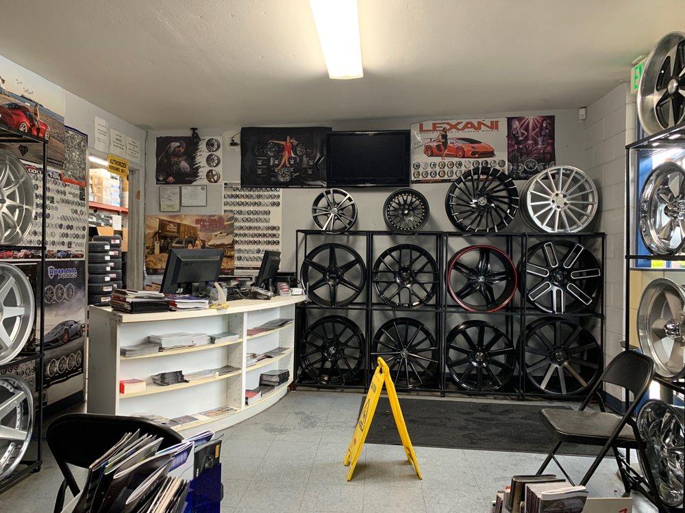 o - Shop Tires Escondido California