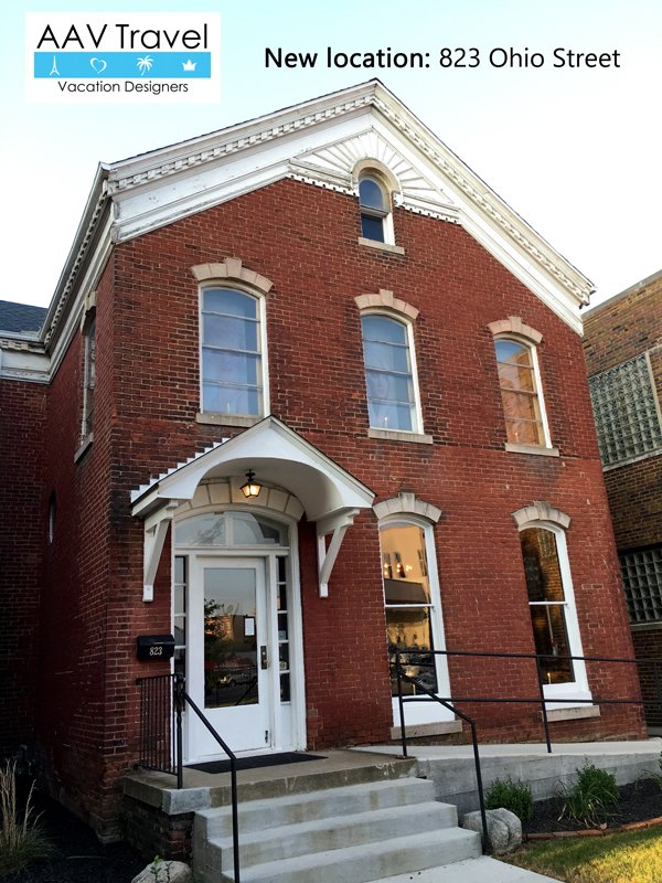 AAV Travel & Romance: 823 Ohio St, Terre Haute, IN