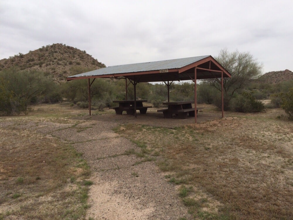 I-8 Picnic Area/Rest Stop: Phoenix Bypass Rt, Maricopa, AZ