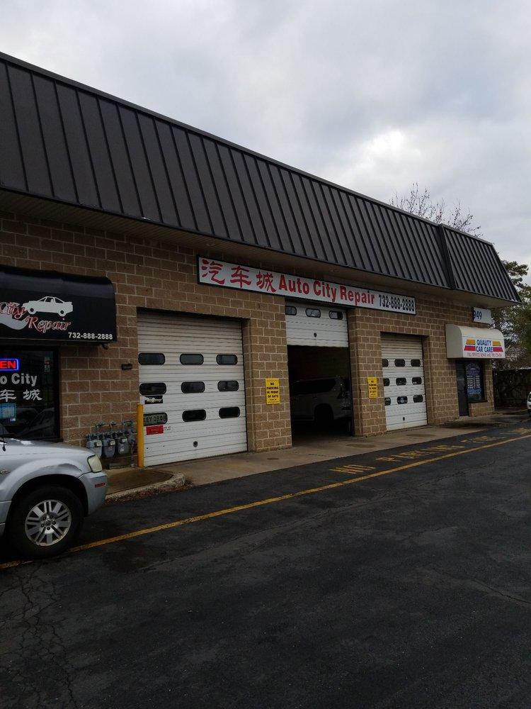 Auto City Repair: 3244 Rt 35, Hazlet, NJ