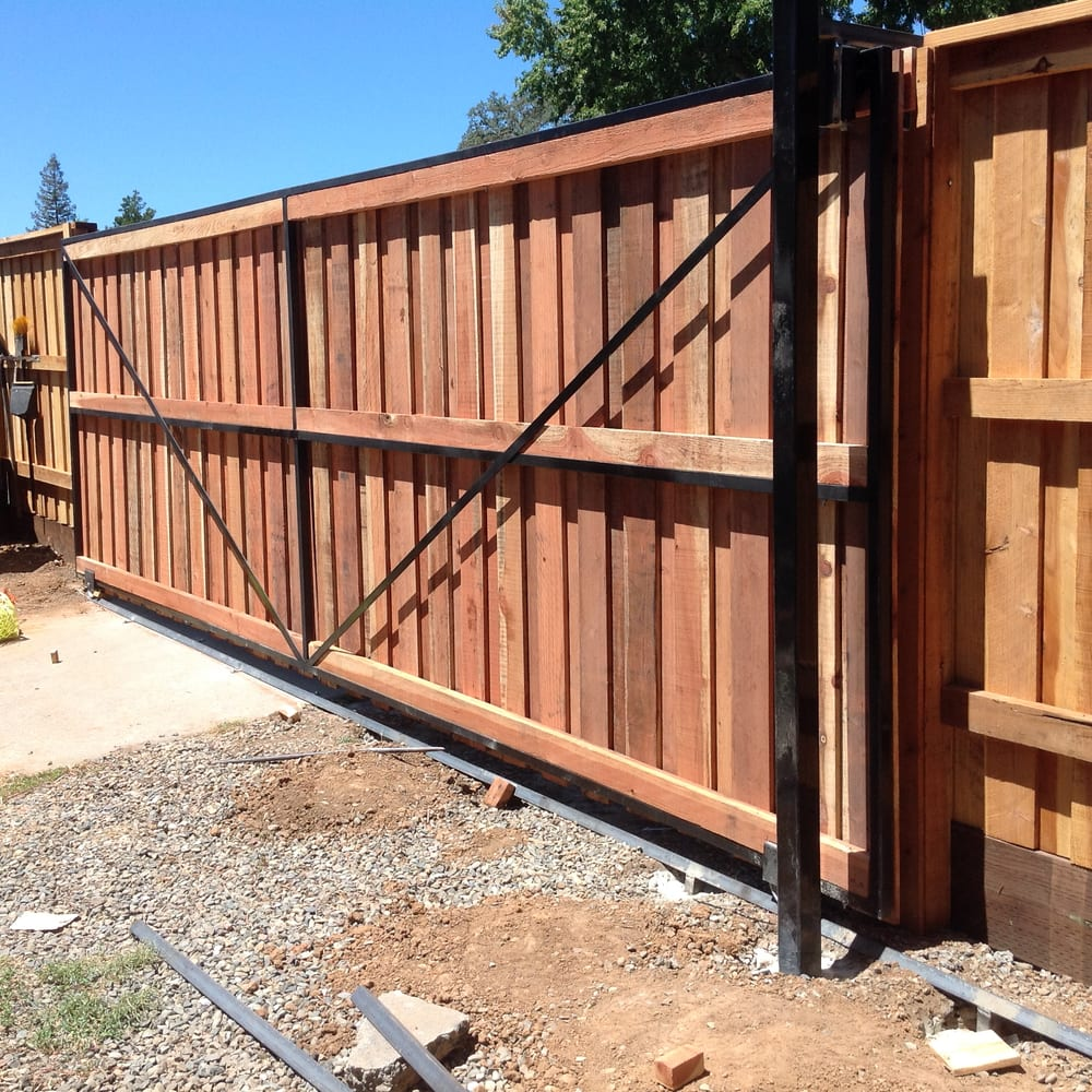 21 Foot Rolling Gate Yelp