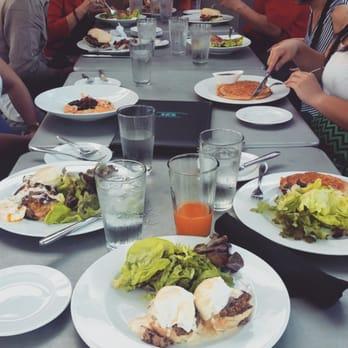 Seaboard Restaurant Week Menu