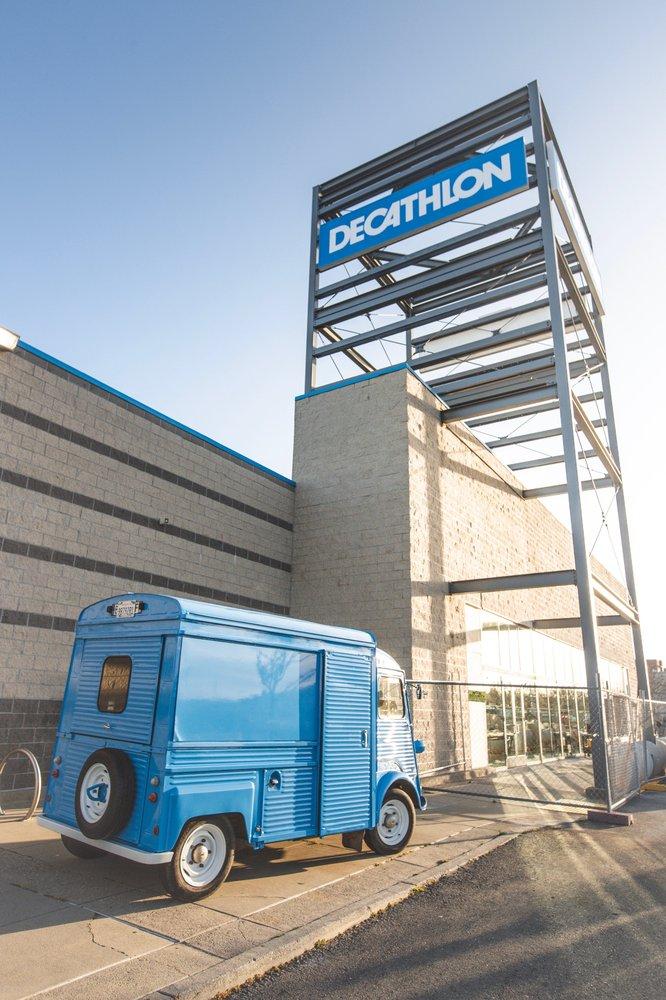 Decathlon: 3938 Horton St, Emeryville, CA